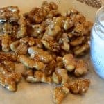 Sweet n' Salty Maple Walnuts