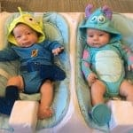 My First Four Months as a Mom of Twins
