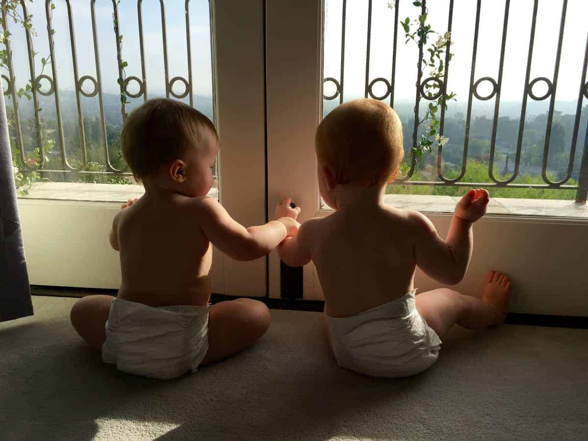 12 Tips for Surviving the First Year With Twins! | Audrey Dunham
