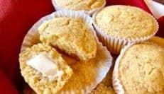 Sweet Vegan Cornbread Muffins
