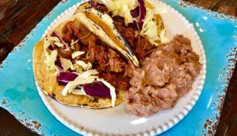 Vegan Tex Mex Jackfruit Tacos