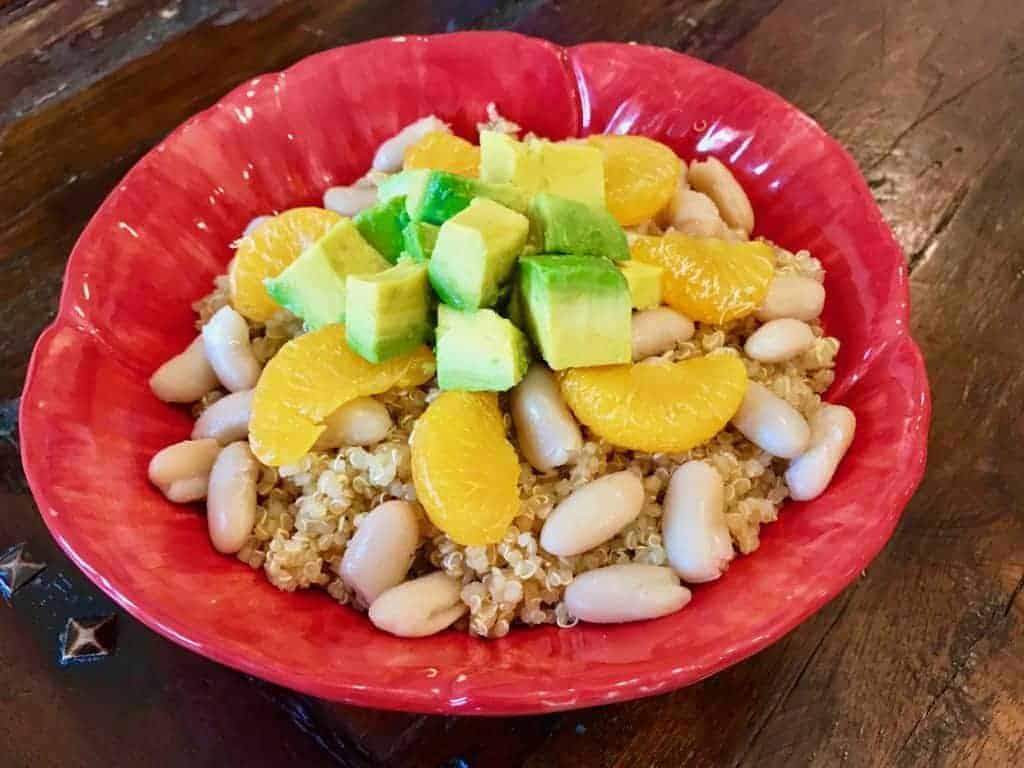 5-Ingredient Quinoa Bowl