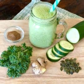 Vegan Gut Smoothie