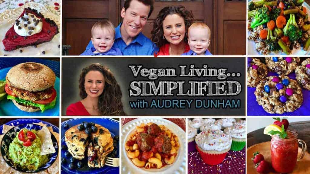 Vegan Living Audrey Dunham