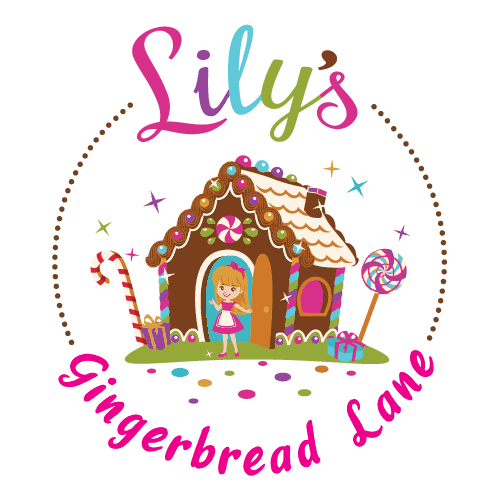 Lily's Gingerbread Lane Logo
