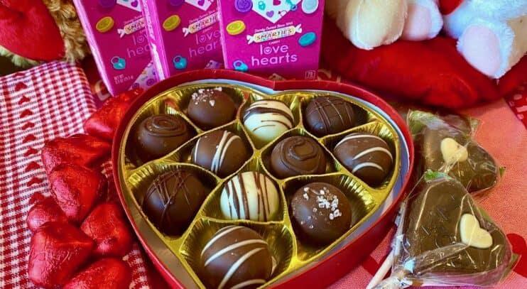 The Ultimate Vegan Valentine's Day Treat List